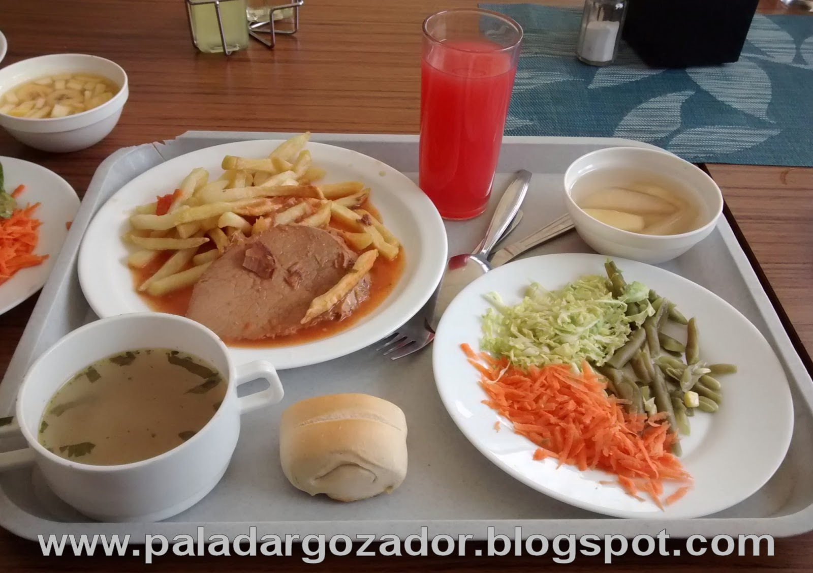 Paladar gozador chile julio 2015 for Ideas de almuerzos caseros