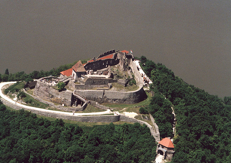 Visegrad Hungary  city pictures gallery : bensozia: Today's Castle: Visegrád, Hungary