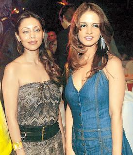 Gauri Khan and Sussanne Khan's friendship turning sour1.jpg