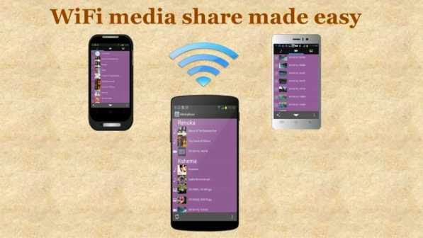 app file sharing film musica foto