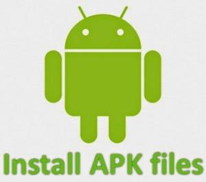 Cara Install file APK Ke Gadget Android