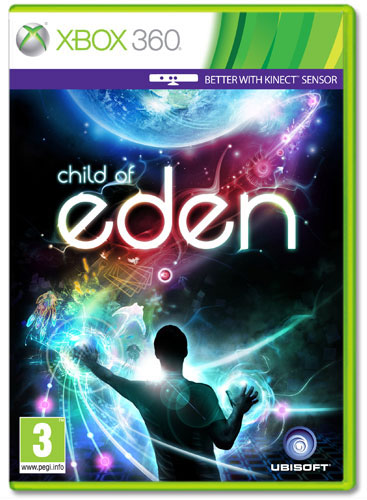 Child of Eden, Kinect, Xbox, Controller, Music, Gaming, Video games, gaming, videogames, games, Future Pixel