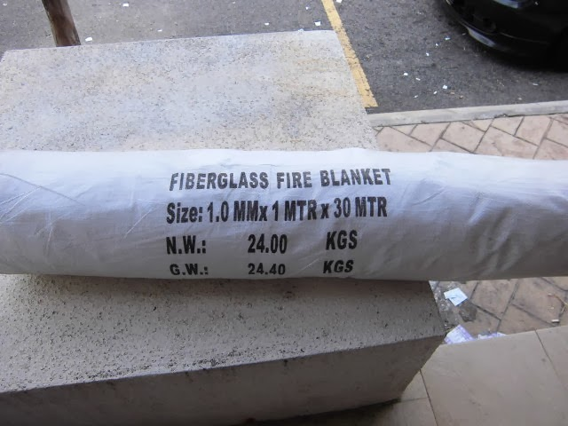 Fire Blanket Fire Retardant Fire Welding 30 Meters