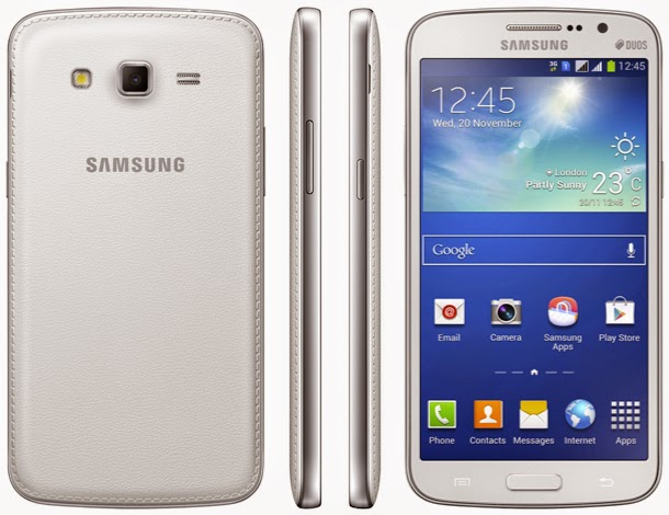 Spesifikasi Dan Harga GALAXY Grand 2 SM-G7102, Handphone Jos
