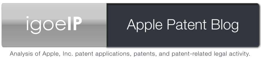 igoeIP Apple Patent Blog