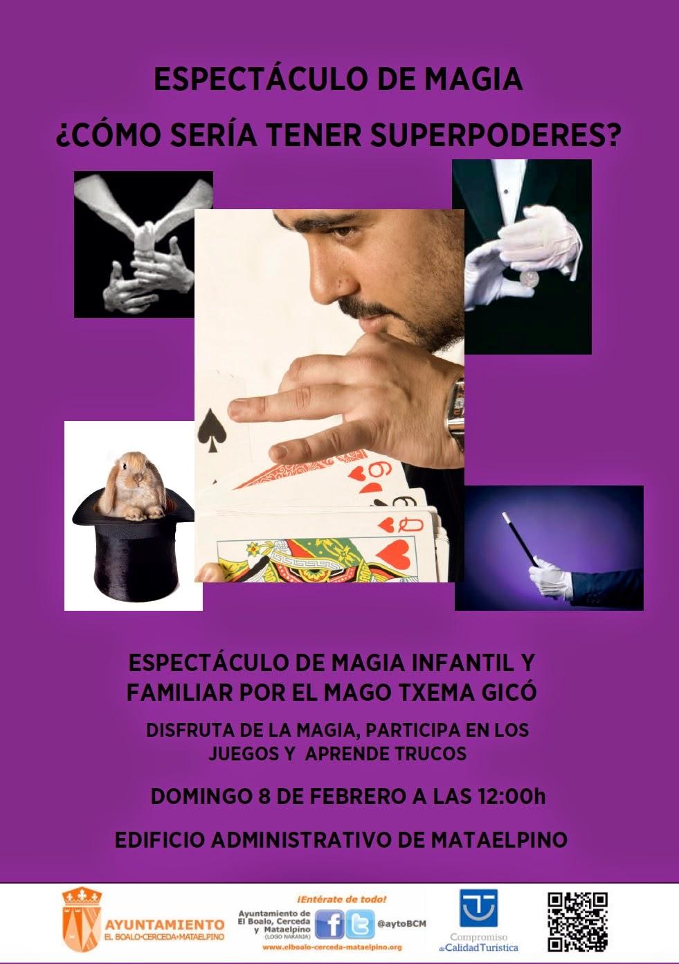 Contratar mago Madrid magia Madrid