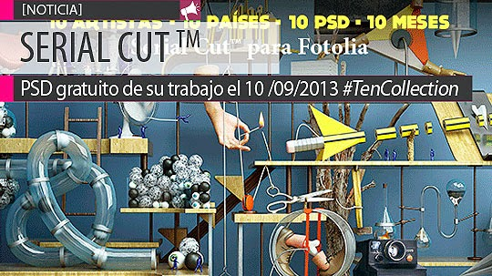 Serial Cut™, 9º artista de la segunda temporada de TEN