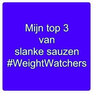 slanke saus #weightwatchers