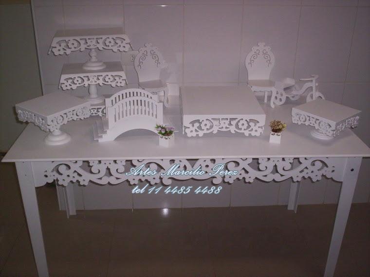 Kit Provençal 11 peças R$ 790,00