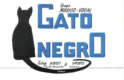 La Web De Gato Negro Orquesta Feliz Cumpleanos Gato Negro Orquesta