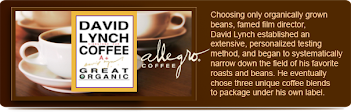 RENOWNED MOVIE DIRECTOR Has HIS OWN LINE of COFFEE !!!