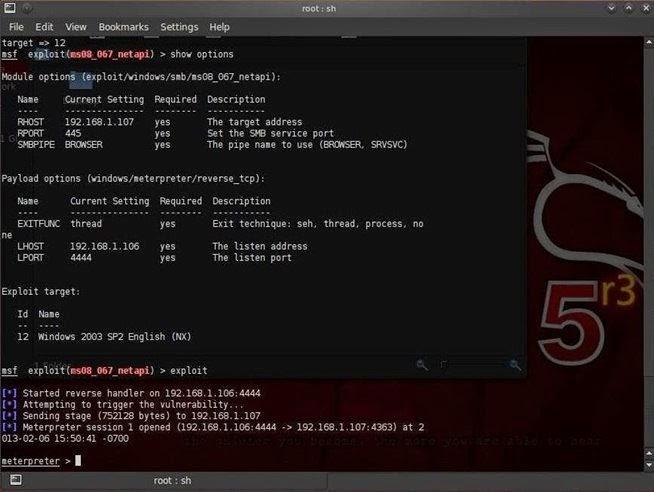 Cara Hack / Ngacak-ngacak BLog Atau WEBSITE Orang Lain