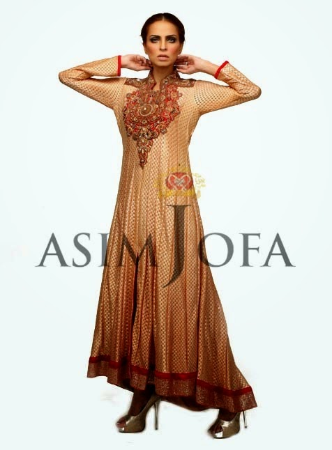 Asim Jofa Formal Wear 2014