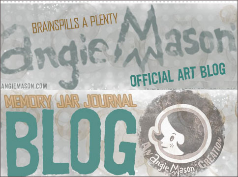Visit Angie Mason's official Art Blog
