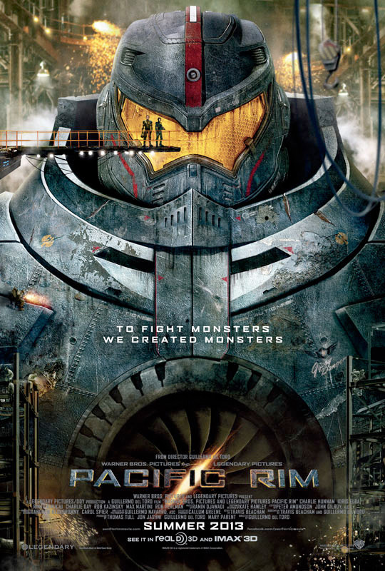 Pacific Rim Movie