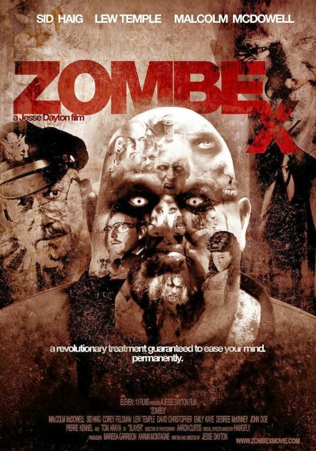 Baixar Filme   Zombex   BRRip AVI + RMVB Legendado (2013)