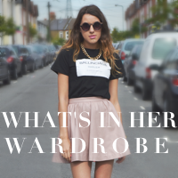 What's In Her Wardrobe