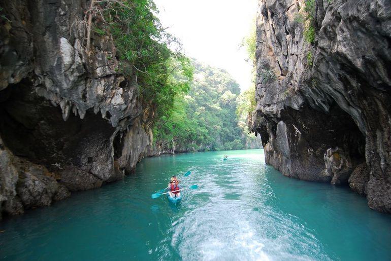 Natural Beauties Of Thailand