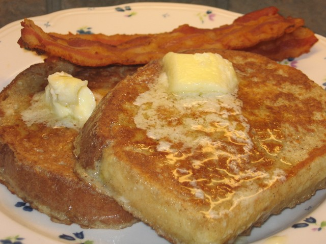 Coleen's Recipes: CLASSIC FRENCH TOAST