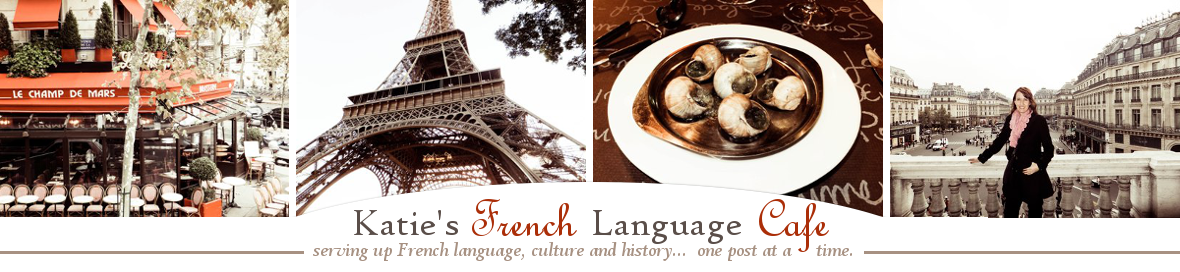 Katie&#39;s French Language Cafe