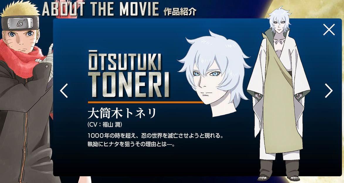 [News e Opiniões] Naruto - The Last Movie Toneri