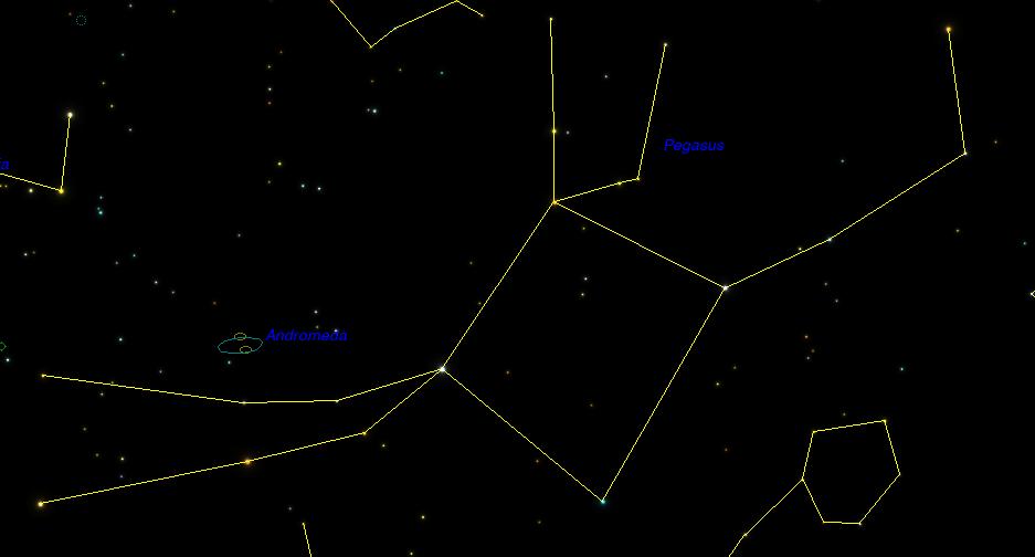 Oneonta Stargazer: M31: The Andromeda Galaxy