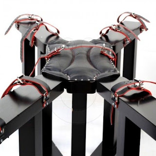 bdsm furniture, dungeon, bondage, cross,bondage table x-men