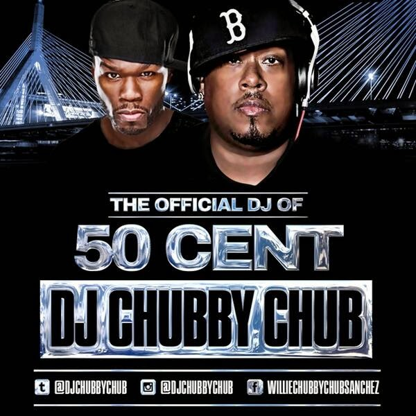 @DJCHBBYCHUB is the OFFiCIAL TOUR DJ for 50 CENT