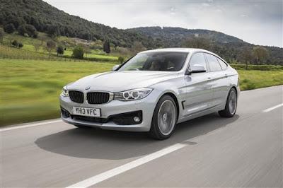Τεχνικές Προδιαγραφές της BMW Σειράς 3 Gran Turismo 318d, 320d, με ισχύ από τον Ιούλιο του 2015