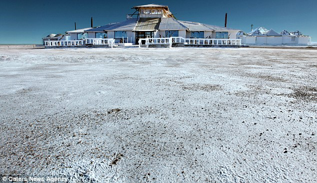 October 2011 believe it or not unbelievable news and for Salar de uyuni hotel made of salt