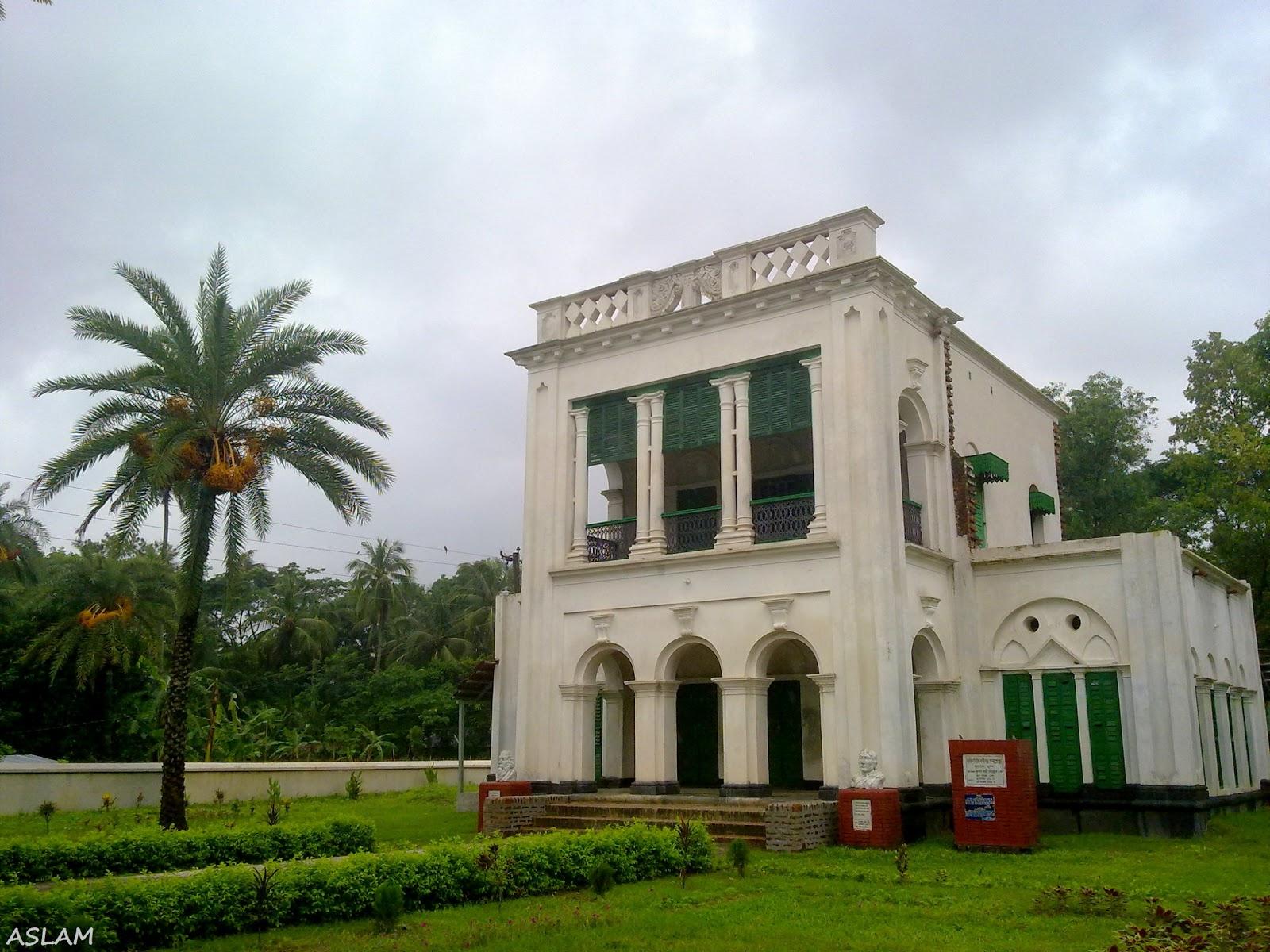 Roy Chowdhury Jamidar bari