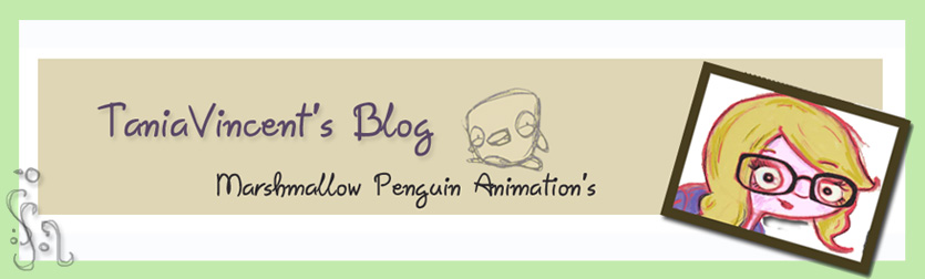 Marshmallow Penguin&#39;s Animation