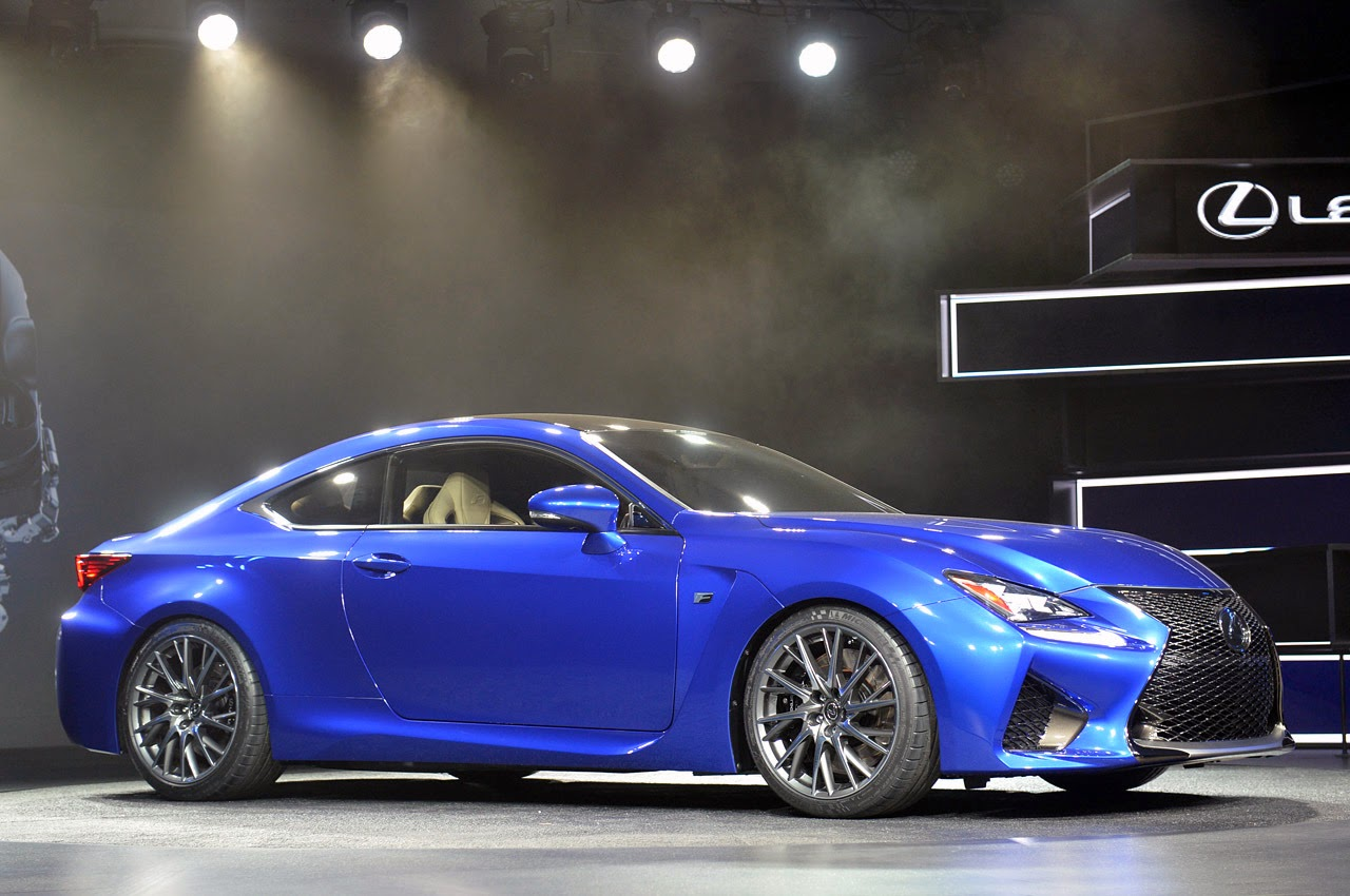 2015 lexus rc f detroit 2014 photos latest auto design. Black Bedroom Furniture Sets. Home Design Ideas