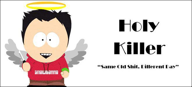+ Holy Killer +