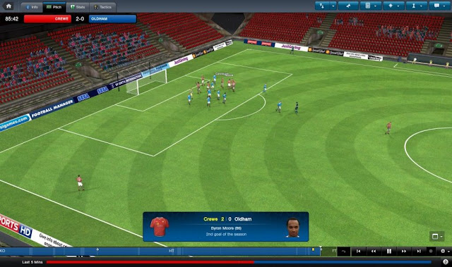 Football Manager 2014 Screenshots 2