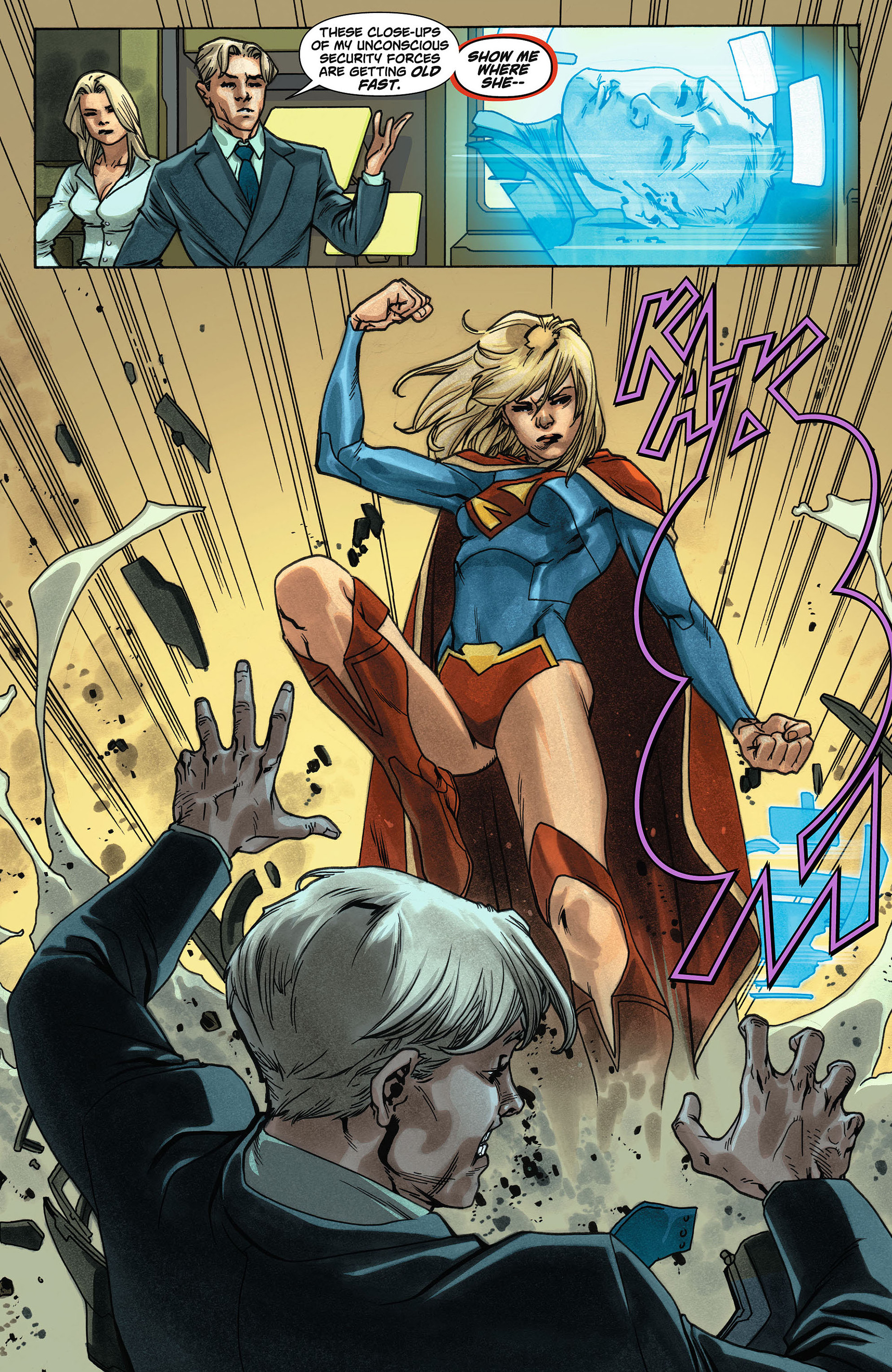Supergirl (2011) Issue #4 #6 - English 12