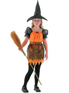 Heks Halloween Kostume