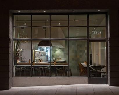 Kaper Design Restaurant Hospitality Design Inspiration Out The Door