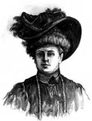 Вера Крыжановская