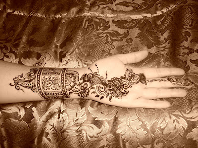 Eid Mehndi Designs Collection - islamic art-1