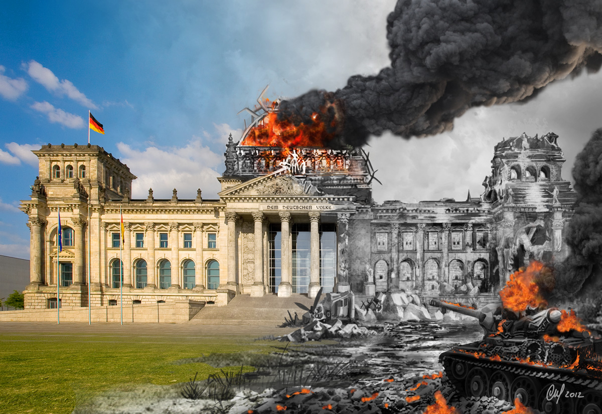 The Reichstag Fire >> Useless Eater Blog: February 2015