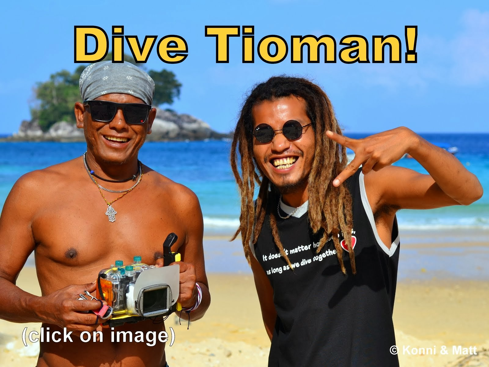 Dive Tioman - Click on Image for Details: