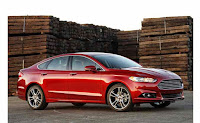 Best Mid Size Sedan Choice, 2015 Ford Fushion