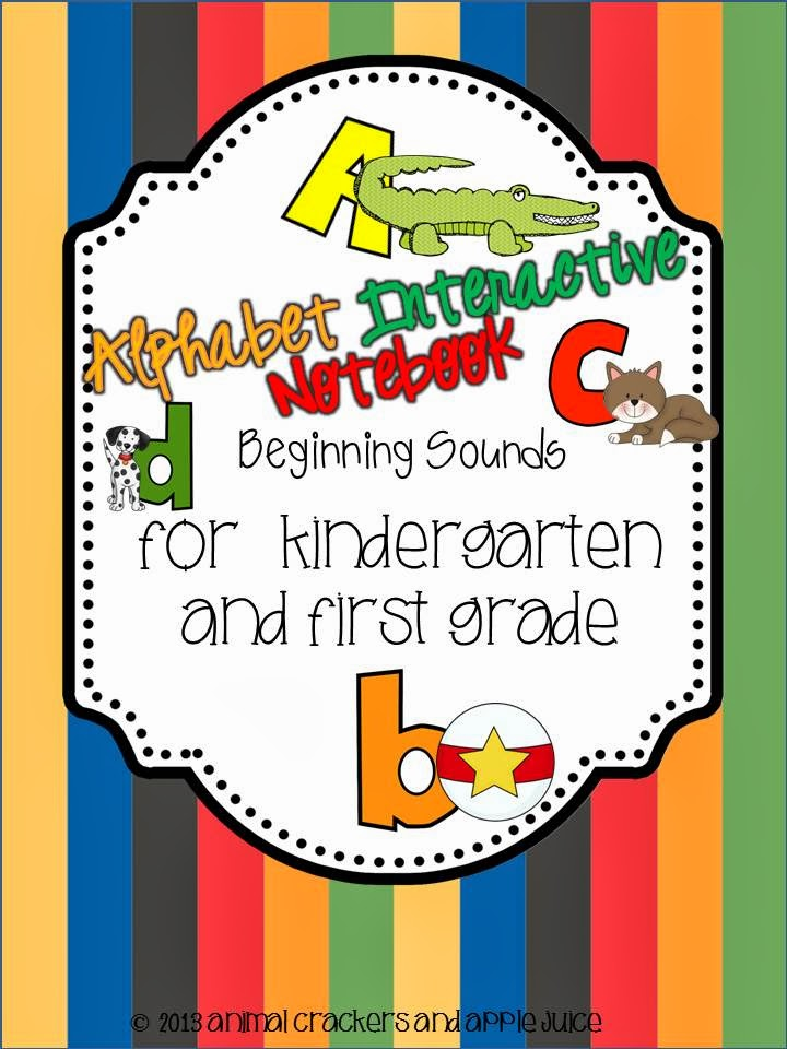 http://www.teacherspayteachers.com/Product/Kindergarten-Interactive-Notebook-Alphabet-Recognition-and-Letter-Sounds-983631