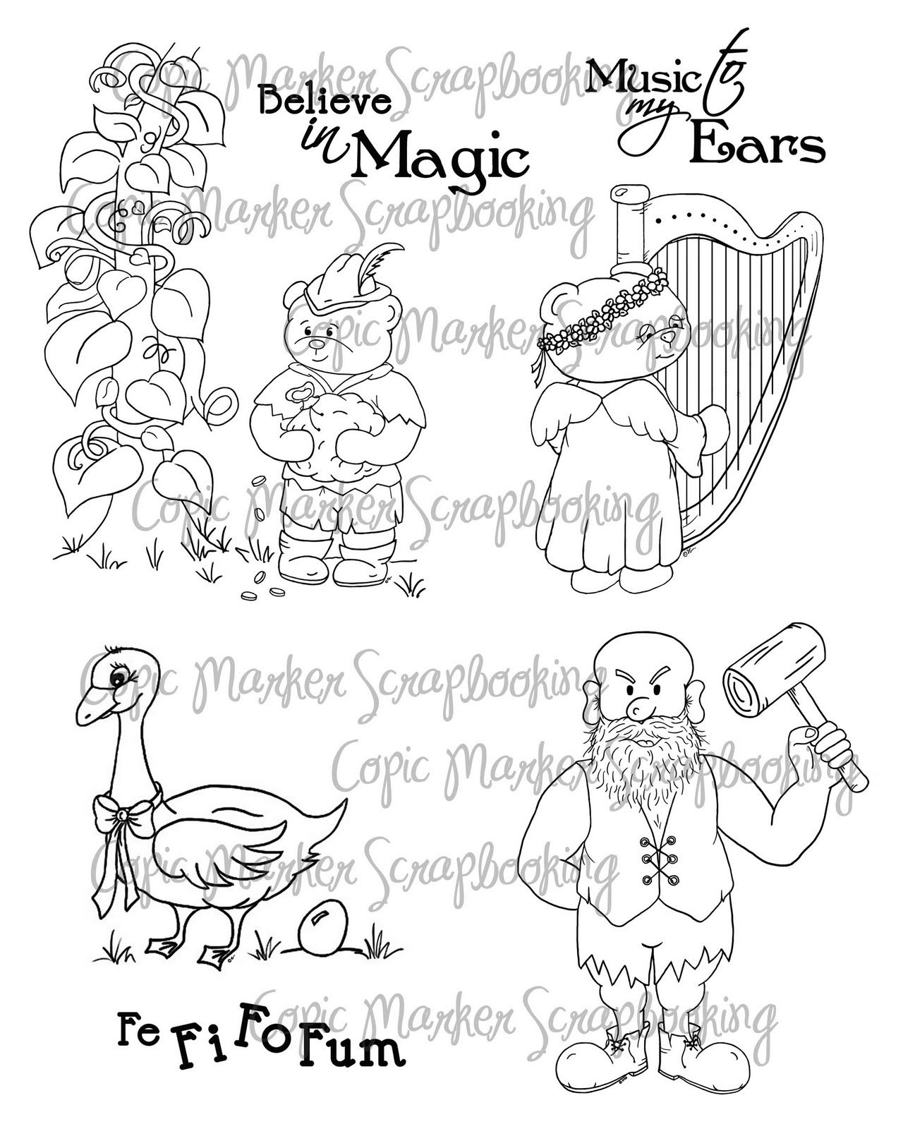 Free coloring pages for jack and the beanstalk - Colouring Pages For Jack And The Beanstalk Jack And The Beanstalk Castle Coloring Pages Viewing