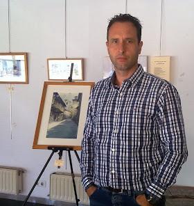 Foto en exposición del Centro Civico