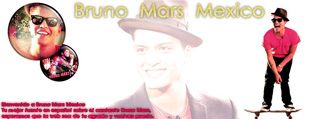 | Bruno Mars Mexico |