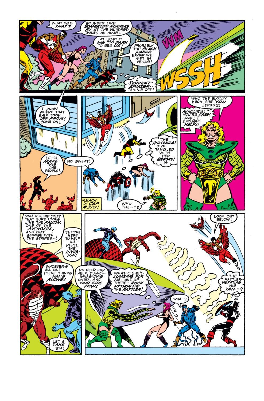 Captain America (1968) Issue #342 #272 - English 16