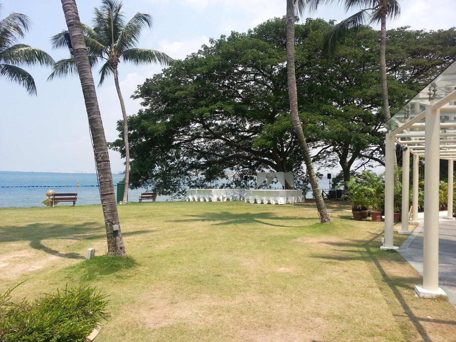 Solemnization By The Beach