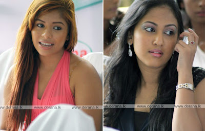 Derana Miss Sri Lanka 2012 Launch